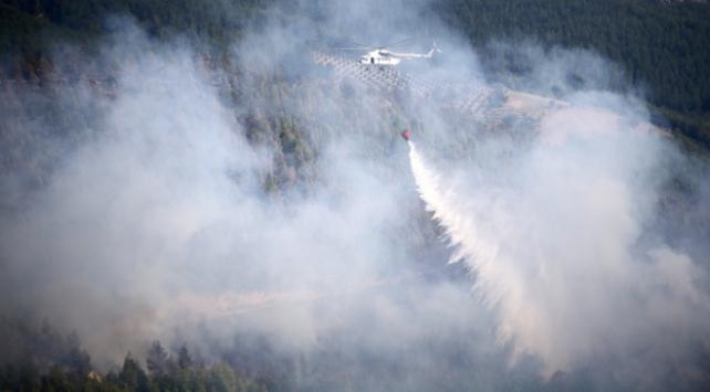 Adanadaki orman yangınıyla ilgili 3 kişi gözaltına alındı