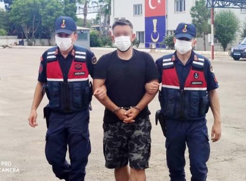 Kilisteki cezaevinden firar eden hükümlü Adanada yakalandı