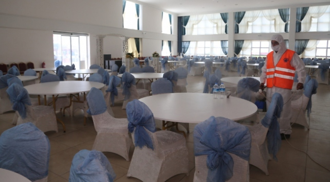 İzmirde düğünler 2,5 saatle sınırlandırıldı
