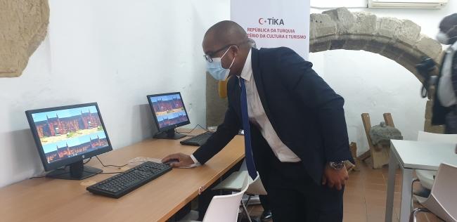 Mozambikteki tarih araştırmalarına TİKAdan destek