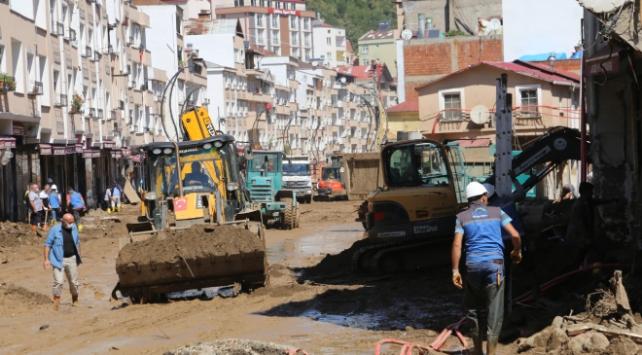 AFADdan Giresuna 9 milyon lira acil yardım ödeneği