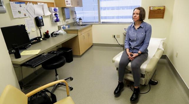 ABDde ilk COVID-19 aşı denemesi ona yapılmıştı: Kendimi harika hissediyorum