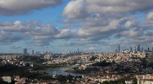 Marmarada parçalı bulutlu hava hakim olacak