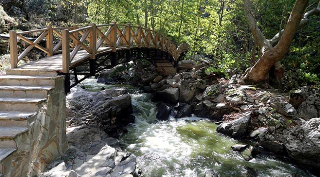Bursada Sadağı Kanyonu kesin korunacak hassas alan ilan edildi