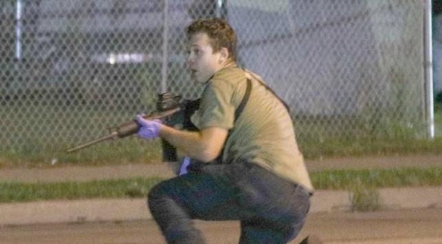 ABDdeki protestolarda cinayetle suçlanan Kyle Rittenhouse kimdir?