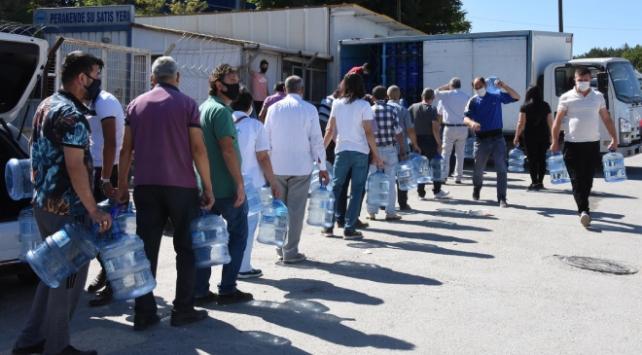 Eskişehirde su problemi devam ediyor