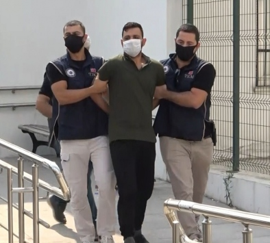 Adanada yakalanan bombalı eylem hazırlığındaki terörist tutuklandı