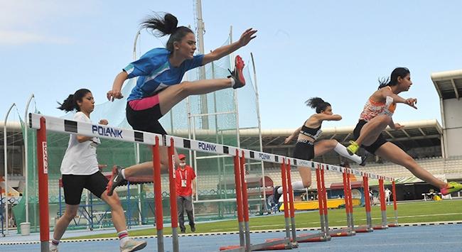 Trabzonda atletizm heyecanı sona erdi