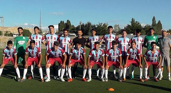 Trabzonspordan Vandaki amatör sporculara malzeme desteği