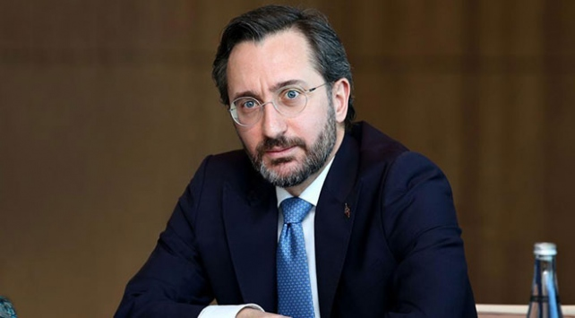 Fahrettin Altundan 30 Ağustos ile ilgili açıklama