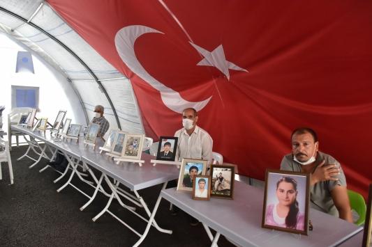 Diyarbakır annelerinin evlat nöbeti 361. gününde sürüyor