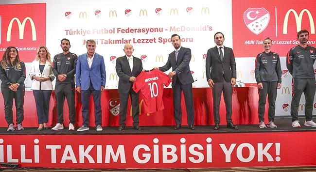 Türkiye Futbol Federasyonuna yeni sponsor