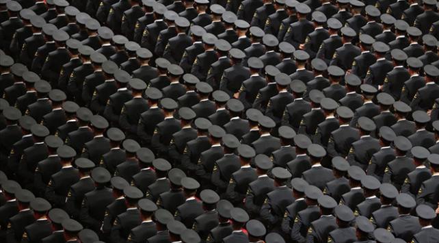FETÖ ile mücadelede 20 bin 62 personel TSKdan uzaklaştırıldı