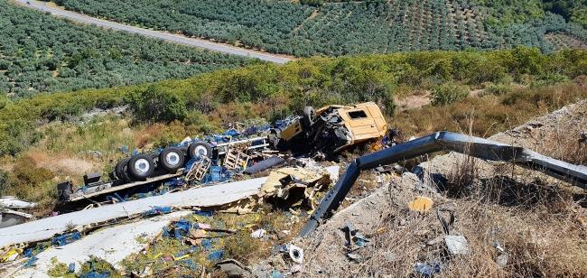 Bursadaki trafik kazalarında 2 kişi hayatını kaybetti, 2 kişi yaralandı