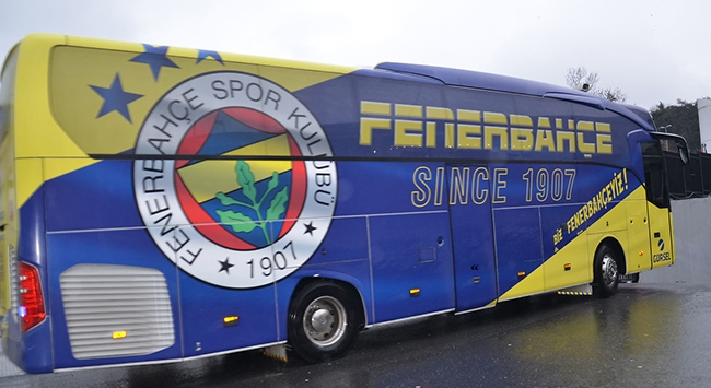 Fenerbahçe Futbol Takımının otobüsünü taraftarlar tasarlayacak