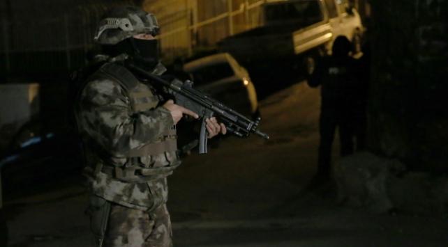 İstanbulda terör örgütü DHKP/C operasyonu: 30 gözaltı