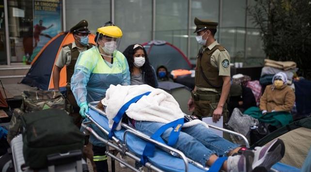 Latin Amerika ülkelerinde Covid-19 kaynaklı ölümler hız kesmiyor