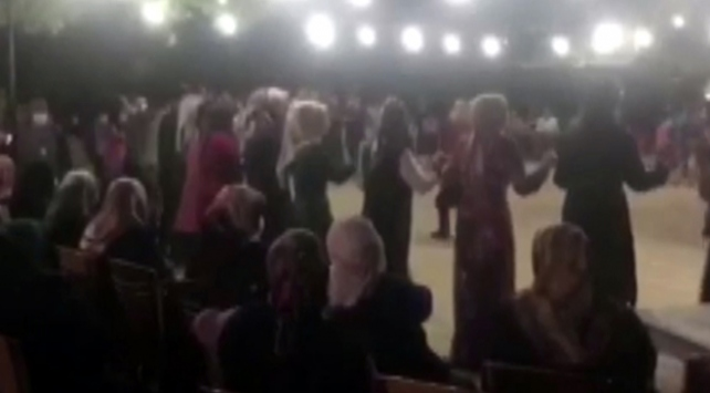 Düğünde sosyal mesafeye uymayan 39 kişiye 82 bin 350 lira ceza