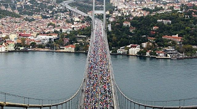 Avrasya Maratonunda trafiğe kapatılacak yollar ve alternatif güzergahlar