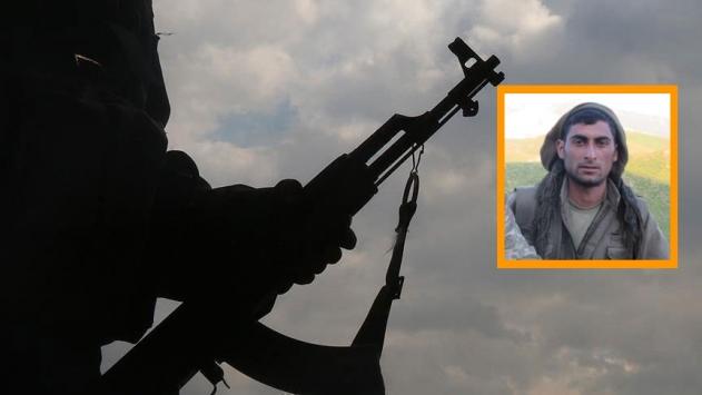 1 milyon lira ödülle aranan terörist örgütten kaçtı