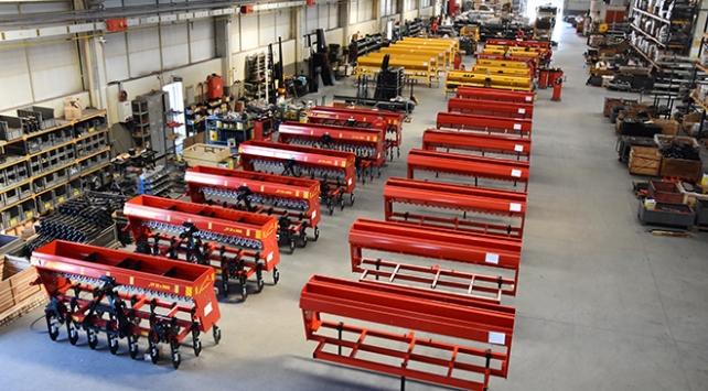 Tekirdağdan 26 ülkeye tarım makinesi ihracatı