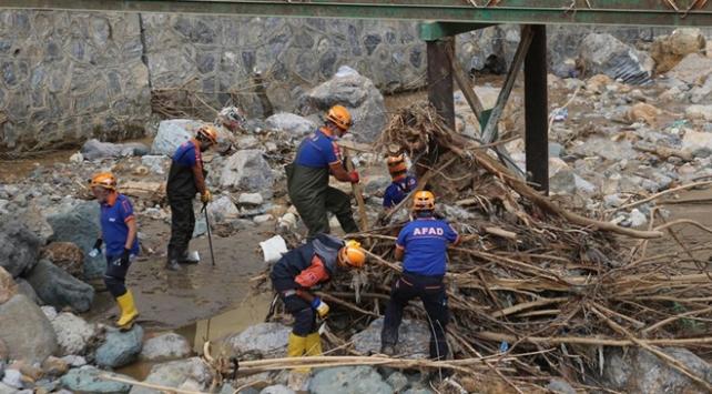 Giresunda kayıp 6 kişiyi arama çalışmaları sürüyor