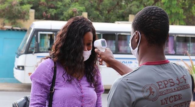 Afrikada koronavirüs salgını hız kesmiyor