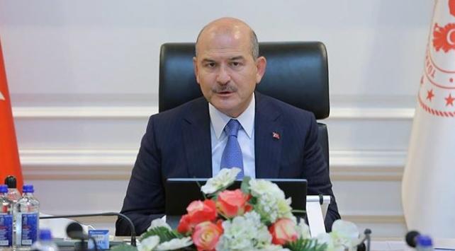 Bakan Soylu: Milletimizin geleceğini savunmaya devam edeceğiz