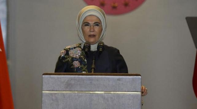 Emine Erdoğan: Milletimizin ayak izleri, geleceğimiz için en büyük ilham kaynağıdır