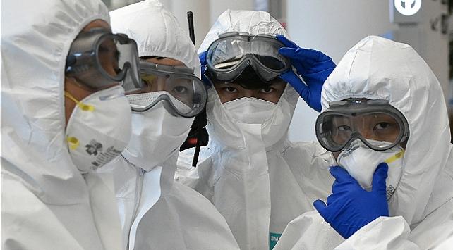 Çinde 9, Güney Korede 299 yeni COVID-19 vakası tespit edildi
