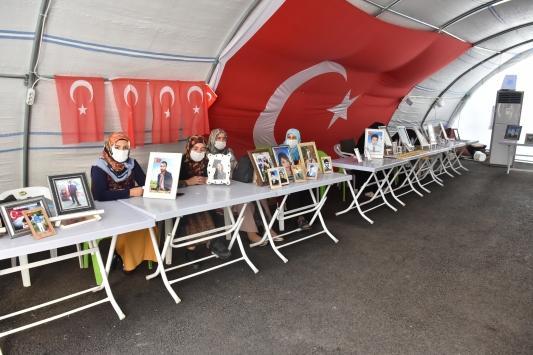 Diyarbakır annelerinin evlat nöbetinde 363. gün