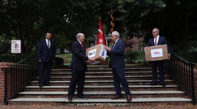 ABDli vekilden Türk kurumlarına Covid-19 yardımı teşekkürü