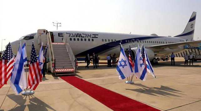 Araplardan BAEye giden İsrail uçağının Suudi Arabistandan geçmesine tepki