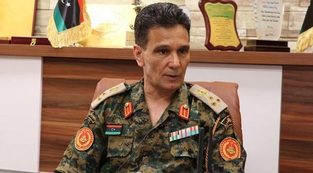 Libya ordusu: Hafter milisleri Sirteye girişi engelliyor