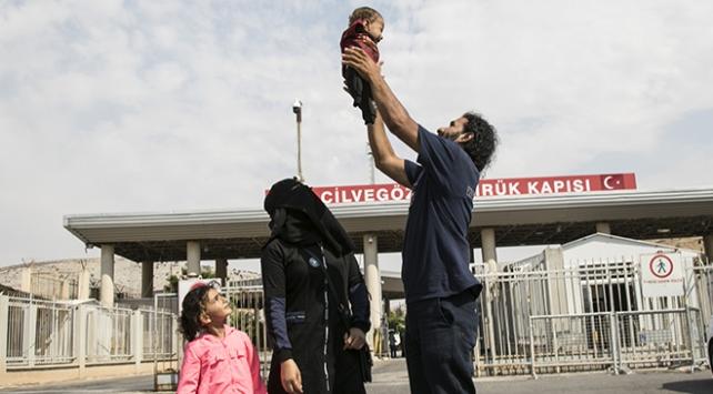 İdlibli Muhammed bebek tedavi için Türkiyede