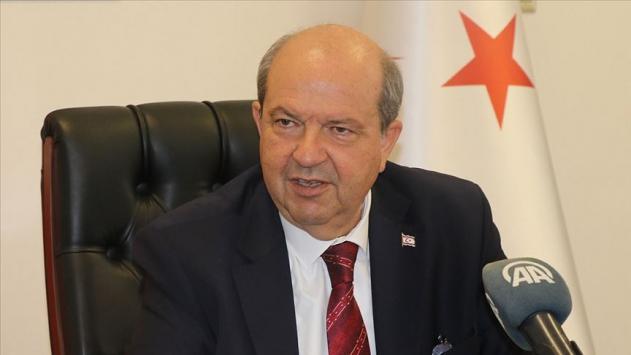 KKTC Başbakanı Tatar: ABDnin Rum tarafına silah satışı kısıtlamasını kaldırması yanlış bir karardır