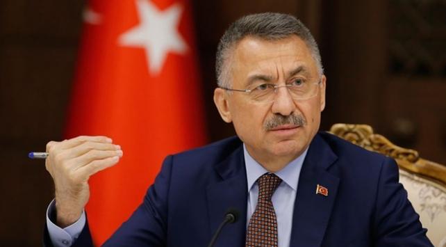 Fuat Oktay: Türkiye ve KKTC bölgede kendilerine karşı oynanan oyunların farkındadır