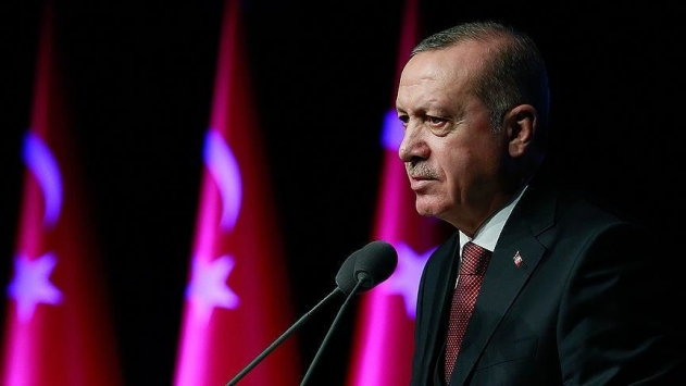Cumhurbaşkanı Erdoğan, Eskişehirin kurtuluş yıl dönümünü kutladı
