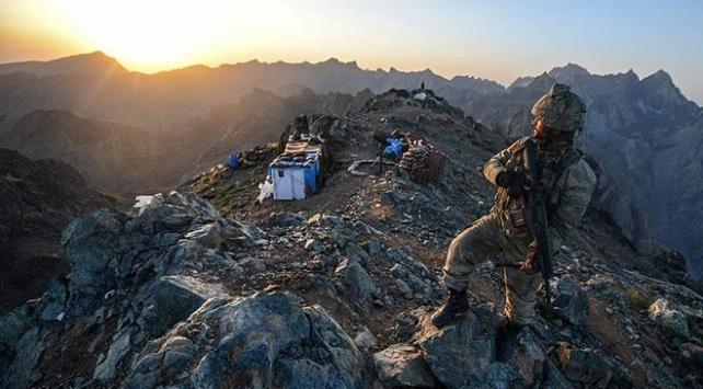 YPG/PKKya ağustosta ağır darbe: 85 terörist etkisiz hale getirildi