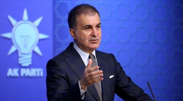 AK Parti Sözcüsü Çelik: ABDnin silah ambargosunu kaldırması yanlış bir karardır