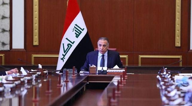 """Irak Başbakanı Kazımi, Macronla """"nükleer santral"""" projesini görüştü"""