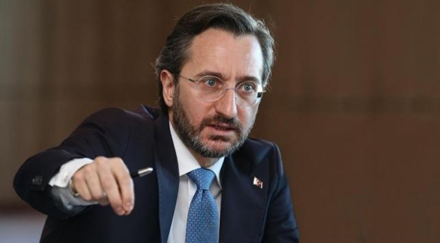 İletişim Başkanı Altun: Yunanistan mafya devleti gibi davranıyor