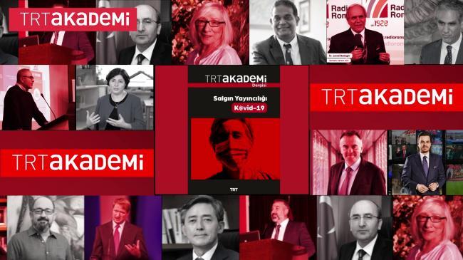 """TRT Akademi'den """"infodemi"""" araştırması: Pandemide dijitali kullandık, geleneksel medyaya güvendik"""