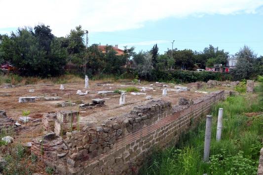Perinthos Bazilikası turizme kazandırılacak