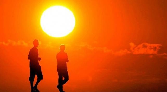 10 ilde sıcaklık rekoru kırıldı