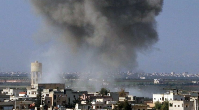 Deyrizorda İran destekli terörist gruplara hava saldırıları: 27 ölü