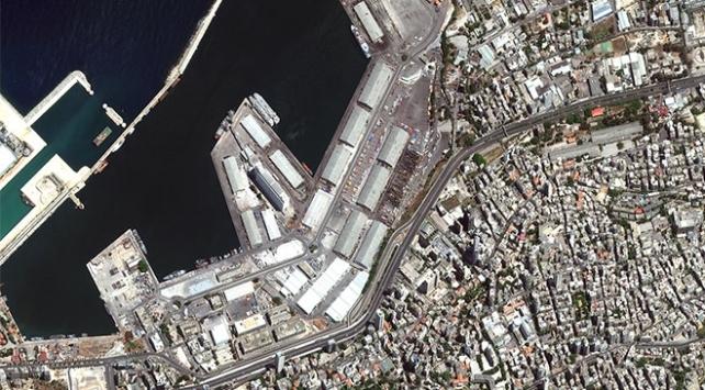 Beyrut Limanında 4 tondan fazla amonyum nitrat bulundu