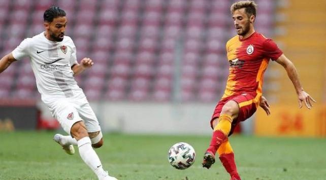 Galatasaray hazırlık maçında Atakaş Hatayspor ile berabere kaldı