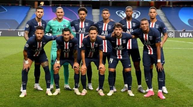 PSGde virüs tespit edilen futbolcu sayısı 6ya çıktı