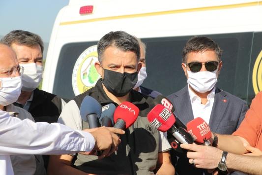 Tarım ve Orman Bakanı Bekir Pakdemirli, Denizlide